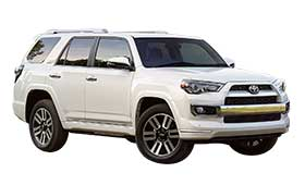 2016 Toyota 4Runner Prices: MSRP vs Invoice, w/ Holdback and Dealer Cost