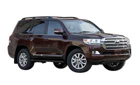 2016 Toyota Land Cruiser Prices: MSRP vs Invoice, w/ Holdback and Dealer Cost
